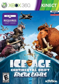 Ice Age: Continental Drift Arctic [PAL / RUSSOUND]