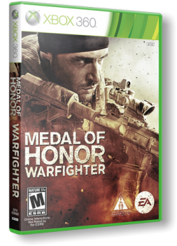 Medal Of Honor: Warfighter [PAL] [RUSSOUND] [LT+ 2.0]
