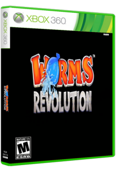 Worms Revolution [Region Free/RUS] [JTAG/FULL]