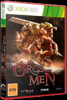 Of Orcs and Men [Region Free/ENG][JTAG/FULL]
