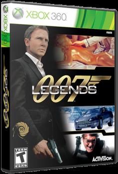 James Bond 007 Legends [Region Free/ENG]
