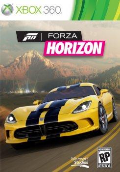 Forza Horizon [RUS] [JTAG/FULL]