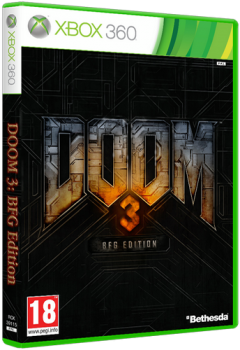 Doom 3 BFG Edition [GOD / ENG]