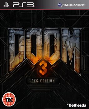 Doom 3 BFG Edition [USA/ENG] [3.55]