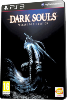 Dark Souls Prepare to Die Edition [EUR/ENG][3.55 kmeaw/4.21CFW]