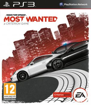 Need for Speed Most Wanted [USA|RUS][4.21CFW]