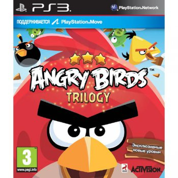 Angry Birds Trilogy [USA/ENG] (CFW 4.30)