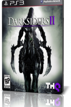 Darksiders II [EUR/RUS/RUSSOUND][3.55Kmeaw/DEX/4.21 CFW]