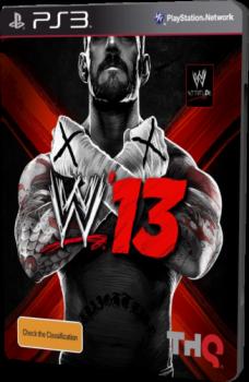 WWE 13 [EUR/ENG][3.55kmeaw/4.21CFW]
