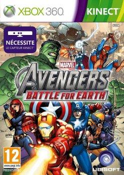 Marvel Avengers: Battle for Earth [Region Free/ENG] [LT+ v3.0]