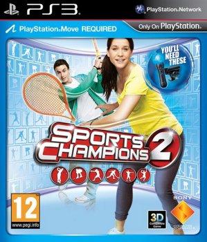 Праздник спорта 2 / Sports Champions 2 [PAL/RUS]