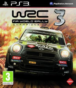 WRC 3: FIA World Rally Championship [FULL] [ENG] [3.41/3.55]