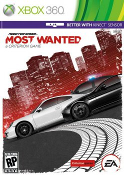 Need for Speed Most Wanted [PAL / RUSSOUND] [LT+ v3.0] [XGD3 / 15574]
