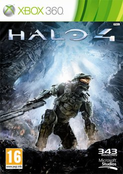 Halo 4 [MULTIPLAYER/JTAG/FULL] [RUS]