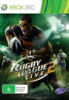 Rugby League Live 2 [PAL / ENG]