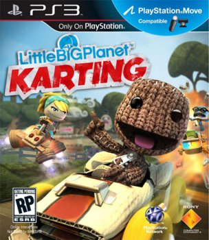 LittleBIGPlanet Karting [FULL] [RUSSOUND] [3.55/4.21/4.30]