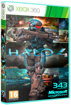 Halo 4 [Region Free / RUSSOUND]