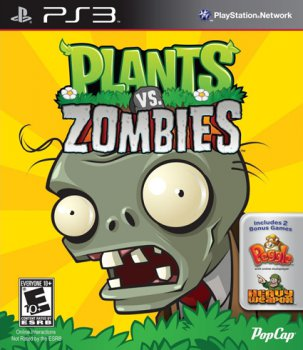Plants vs Zombies [FULL] [ENG] [3.41/3.55/4.30]