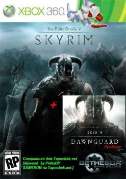 [FULL][DLC]The Elder Scrolls V: Skyrim UPDV5.0Dawnguard+HearthFire(RUSFun) [RUSSOUND] (Рел [Region Free / RUS]