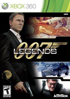 [JTAG/FULL]James Bond 007 Legends[XBOX360] [Region Free / ENG]
