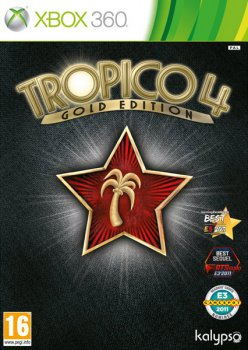 [JTAG/FULL]Tropico 4 Gold Edition[XBOX360] [Region Free / ENG]