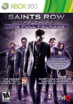 Saints Row: The Third The Full Package [MARVEL]