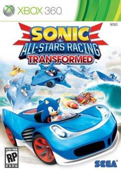 Sonic All Stars Racing Transformed [DAGGER]