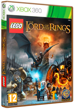 LEGO The Lord of the Rings [Region Free/ENG]