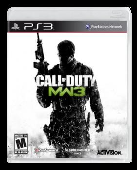 Call of Duty Modern Warfare 3 [Eur/Rus] [DLC]