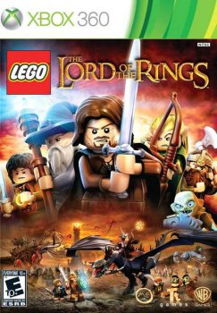 LEGO: The Lord of the Rings [Region Free/RUS]