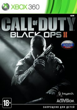 Call of Duty: Black Ops 2 [PAL/RUSSOUND] (XGD3) (LT+ 3.0)