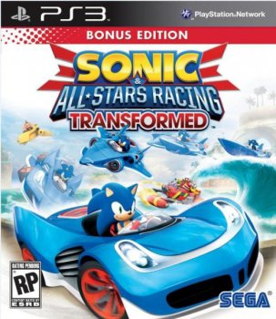 Sonic All Stars Racing Transformed [EUR/ENG]