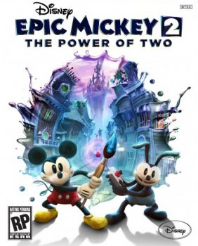 Disney Epic Mickey 2: The Power of Two [NTSC2PAL] [ENG] [Scrubbed]