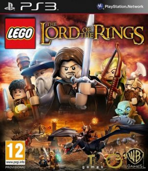 Lego The Lord of The Rings [USA/ENG]