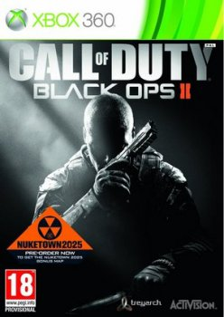 Call Of Duty: Black Ops II [PAL] [RUSSOUND] [LT+ 2.0]