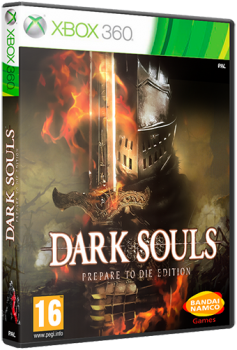 Dark Souls Prepare to Die Edition [PAL/RUS]