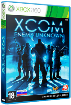 XCOM: Enemy Unknown [PAL/RUSSOUND](XGD3) (LT+ 3.0)