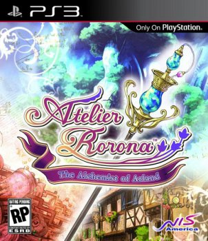Atelier Rorona - Alchemist of Arland [EUR/ENG] [ANTiDOTE]