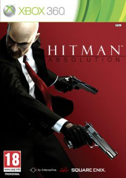 Hitman Absolution [PAL/RUSSOUND] (XGD3) (LT+ 3.0)