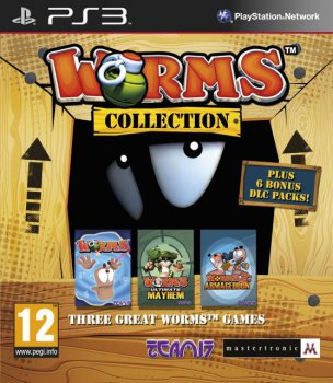 Worms Collection [EUR/ENG]