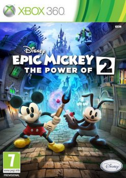 Epic Mickey 2: The Power of Two [RUSSOUND][FULL]
