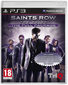 Saints Row: The Third The Full Package [EUR/ENG]