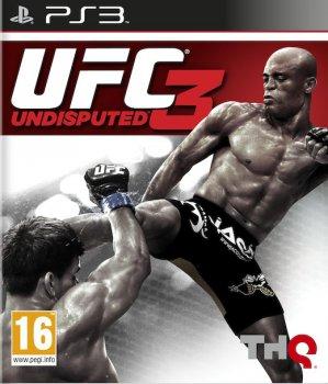 UFC Undisputed 3 (2012) [ENG] (работает на 4.21 CFW) (3.55 KMEAW)