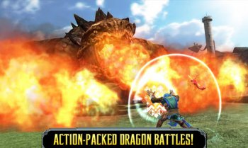 Dragon Slayer (1.0.0)(Android 2.2+) [ArmV7]