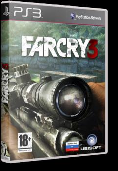 Far Cry 3 (2012) [USA][ENG][RePack] [3.55 Kmeaw][4.21][4.30] [2хDVD5]