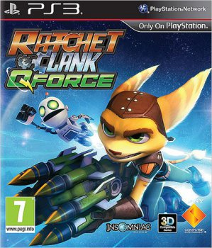 Ratchet & Clank: QForce (2012) [FULL][ENG][L] [4.25]