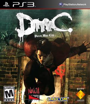 [PS3]DmC: Devil May Cry (2012) [DEMO][RUS] [4.30]