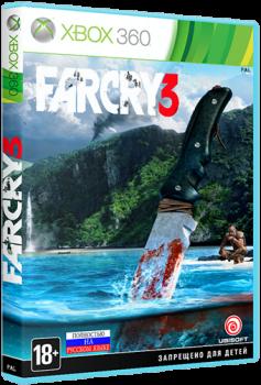 [XBOX 360]Far Cry 3 [Region Free / RUSSOUND] LT+2.0 (XGD3/15574)