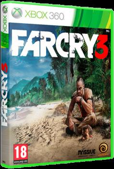 [XBOX360][JTAG]Far Cry 3 [Region Free/RUSSOUND][FULL]