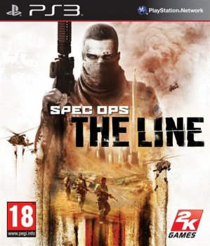 [PS3] Spec Ops: The Line [USA/RUS]
